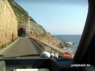 Tunnel Moneglia